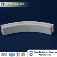 Quality Arc Wear Ceramic Liner Tile as Wear Resistant Linings for sale