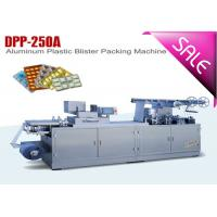 Wholesale Chewing Gum Plastic Blister Pack Sealing Machine 45 Cutting / Min from china suppliers