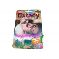Wholesale Extacy Herbal Male Enhancement MAX Strength Sex Capsule To Power Up Your Libido Quickly from china suppliers