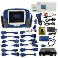 Quality Original XTOOL PS2 Professional Automobile PS2 Heavy Duty Truck Diagnostic Tool Update Online No Need To Connect With PC for sale