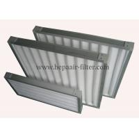 Wholesale High Capacity Pleated Panel Air Filters Hvac Pre Filter Air Purifier With Washable Filter from china suppliers