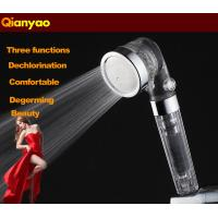 Wholesale Magnetic Health Care Ion Wind Handheld Massage Shower Head Multifunction Shower Heads from china suppliers