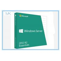 Quality Original Authentic Windows Server 2012 Versions Retailbox Win Server 2012 R2 Essentials for sale