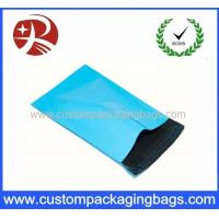 Wholesale Baby Blue Plastic Inflatable Packaging Blue Polythene Postal Mailing Bag from china suppliers