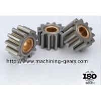 Wholesale Industrial Metal Straight Spur Gear Tooth Wheel 0.03mm Machined Tolerance from china suppliers