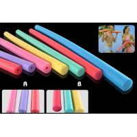 Wholesale EPE Packing Sponge Material , EPE Foam Tube Packing Backer Rod For Swimming from china suppliers