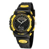 Quality PASNEW Water-proof Boy and Girl Sport Watch Double Movement PSE-LED-004 for sale