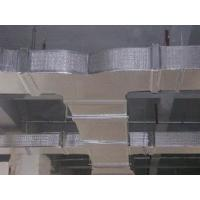 Buy cheap Phenolic Foam Air Ducting / Phenolic Foam Pre-Insulated Duct from wholesalers