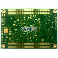 Wholesale Power Supply FR4 TG170 HDI PCB 14 Layer With Stack Via , 0.075mm Min from china suppliers