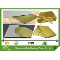 Wholesale Gold Laminated Grey Board / Paper Board / Hard Board Paper Recycled In Sheets from china suppliers