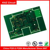 Wholesale 6 Layers HDI Printed Circuit Boards Green 1oz Copper Enig Pcb from china suppliers