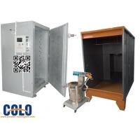 Wholesale Small Powder Coating Plant / Manual Powder Coating Machine With Pulse Coating from china suppliers