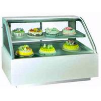 Wholesale Luxury Style Food Showcase Refrigerator Display Chiller With Glass Sliding Door from china suppliers