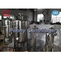 Wholesale Nylon Polyester PDL Bag Pressure Leaf Filter Hermetically Operated from china suppliers