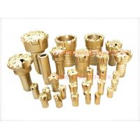 Wholesale Rock Drilling 4'' High Air Pressure DTH Drill Bit For DHD340 Shank 115mm / 127mm from china suppliers