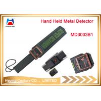 Wholesale 2019 Metal Detector Pinpointing Hand Held Metal Detector price from china suppliers