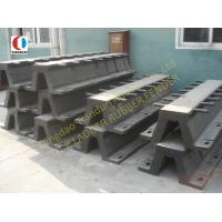 Wholesale High Performance Rubber Dock Fender With High Strength , Arch Type from china suppliers