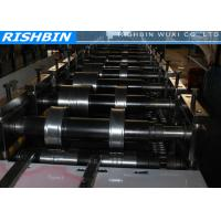 Wholesale 7.5KW Drywall Metal Framing Channel Roll Forming Machine with S45C Forge Steel Shaft from china suppliers