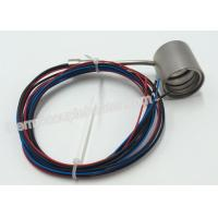 Wholesale Height 31MM Coil Heater With Stainless Steel Armor Outside And Type J Thermocouple from china suppliers