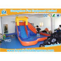 Wholesale 6*4m New Design Inflatable Kids Water Slide For Home Use or Commercial from china suppliers