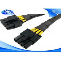 Buy cheap Black HDMI Active Optical Cable , 15 Pin Male to Molex IDE 4 Pin Power Cable from wholesalers