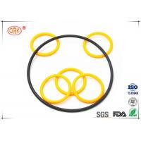 Wholesale Buna O Rings Yellow Fuel And Oil Resistant  Abrasion Resistance For Automotive from china suppliers