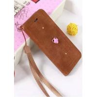 Leather case for Apple iPhone5/iPhone5, iPhone6/6 plus, iPhone6S/6S plus