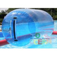 Wholesale Clear Inflatable Walking Ball With Germany Zipper 1mm PVC TPU from china suppliers