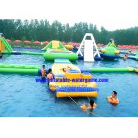 Wholesale Heavy Duty Rent Inflatable Water Parks Environment Friendly CYWP-1626 from china suppliers