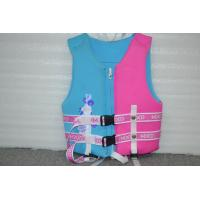 Wholesale Kids' Neoprene Watersport Life Jackets 2.5mm Comfortable Flotation Vest For Protection from china suppliers