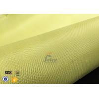 Wholesale 1500D 240g Bulletproof Kevlar Aramid Fabric For Vest / Helmet Production from china suppliers