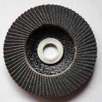 Wholesale Silicon Carbide Abrasive Flap Discs Conical For Angle Grinders Fiberglass Base from china suppliers