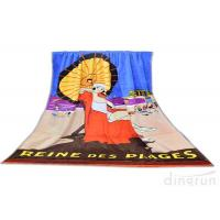 Wholesale Double Sided Sublimated Swimming Towels For Children Eco Friendly from china suppliers