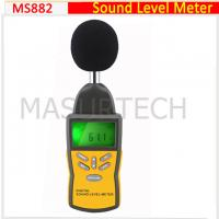 Wholesale Sound Level noise meter MS882 from china suppliers