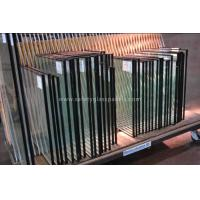 Wholesale Low Iron Double Glazed Insulated Glass Unit , Hollow Glass Shower Enclosures from china suppliers
