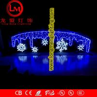 Wholesale snowflake motif light,holiday motif light,festival light,cross street light from china suppliers