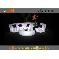 Wholesale Nightclub LED Sofas sets , led lighting kits high light transmission from china suppliers