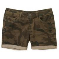 Wholesale Red Rivet Juniors Camo Shorts+Chinese shorts supplier+Chinese shorts manufacture from china suppliers