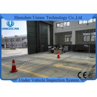 Wholesale Fixed Uvss Under Vehicle Surveillance System UV300F with High Speed Scanning from china suppliers