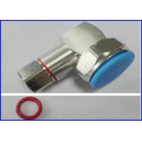 Wholesale Sales DIN Male Right Angle Connector for 1/2 LCF from china suppliers