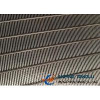 Wholesale Stainless Steel Wedge Wire Screen Tube/ Wedge Wire Cylinder/ Round Slot Tube from china suppliers