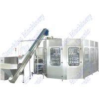 Wholesale Customized Full Auto Bottled Juice Filling Machine from china suppliers