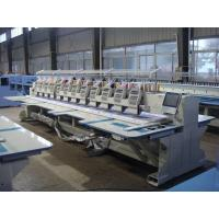 Wholesale Commercial Computerized Embroidery Machine For Flat Bed 12 Heads from china suppliers