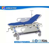 Wholesale Medical Stretcher manual bed Emergency rescue stretcher trolley (GT-BT021) from china suppliers