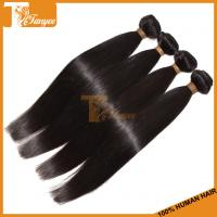 Wholesale Grade 6A Silky Straight Wave Indian Human Hair Sew In Weave Indian Virgin Hair Silky Strai from china suppliers