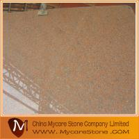 Buy cheap Maple red Granite slab (chinese granite slab) from wholesalers