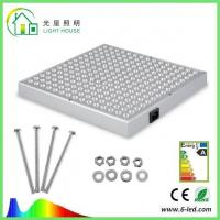 Wholesale Hydroponic LED Panel Grow Light Red Color For Blooming / Flowering , US EU Standard from china suppliers