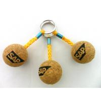 Wholesale floating cork keychain from china suppliers