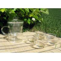 Wholesale glass tea set malaysia from china suppliers