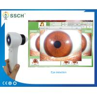 Wholesale Pathological Analysis Equipments Digital 5MP USB Iriscope / Iriscopio / Iridologia 5.0 Mega Pixels from china suppliers